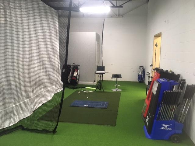Practice Hitting Area