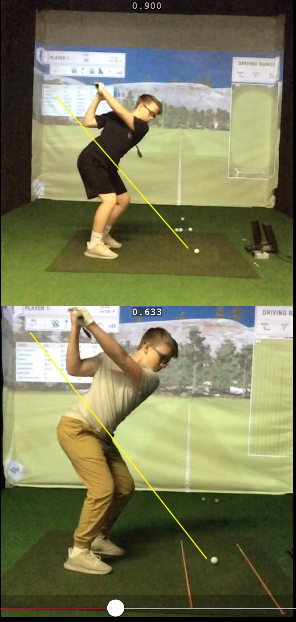 Improving Rotation, Eliminating Reverse Spine Angle